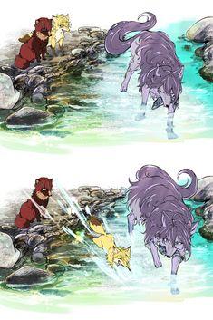 Twitter Cartoon Kunst, Cartoon Art, Otaku, Beautiful Dark Art, Wolf Design, Rap Battle, Lone Wolf, All Star, Monster Girl