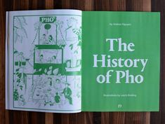 An excerpt from my upcoming pho cookbook appeared in the Lucky Peach pho issue! Get a link to the story in this VWK post.