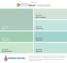 I found these colors with ColorSnap® Visualizer for iPhone by Sherwin-Williams: Agreeable Gray (SW Sea Salt (SW Meander Blue (SW Repose Gray (SW Anew Gray (SW Rainwashed (SW Intimate White (SW Exterior Paint Colors, Exterior House Colors, Paint Colors For Home, Paint Color App, Sw 7036, Anew Gray, Sherwin Williams Gray, Sherwin Williams Rain Washed, Peppercorn Sherwin Williams