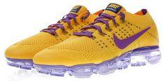 1390bd5db24 Cheap Dragon Ball Z X Nike Air VaporMax Flyknit Olive Yellow Purple AA3858- 104 Popular Sneakers