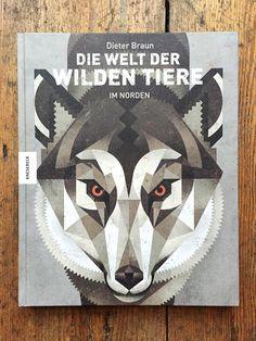 Der Hamburger Illustrator Dieter Braun – herausragender Illustrator mit einem Faible für wilde Tiere hat ein neues Buch heraus gebracht. Genau genommen ist es der Nachfolger des Buches »Die Welt der Wilden Tiere im Süden«, denn nun hat er sich auf dem Weg durch den Norden gemacht, weswegen das neue Buch genau so heißt »Die Welt der Wilden T