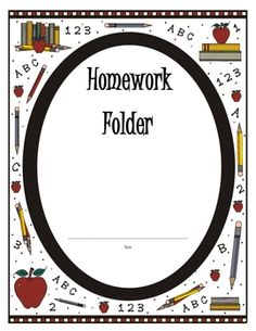 * 24 pages of different work folder covers, Spelling, Homework, Reading, etc. * Helps the children learn organization skills. Apple Theme Classroom, Classroom Themes, School Classroom, Classroom Activities, Organization Skills, Classroom Organization, Organizing School, Paper Organization, Apple School