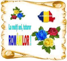 1 Decembrie, Anul Nou, Happy Birthday Wishes Cake, Wordpress, Design, Happy, Romania