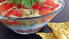 Tacodip i sju lag Chorizo, Pulled Pork, Salsa, Tacos, Chips, Mexican, Guacamole, Ethnic Recipes, Food