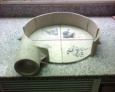 Neste ponto, faço uma breve descrição daconcepção do meu forno a gás para 1300ºC. Como me interessa o raku e também um forno a gás para al... Forno A Gas, Raku Kiln, O Gas, Cement, Woodworking, Pottery, Clay, Building, Enamels