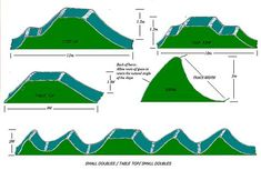 BMX Track Building - Jumps & Berms