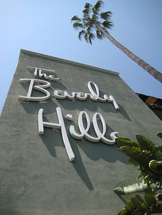 The Beverly Hills...a classic