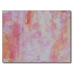 Salt Water Taffy Post Card... $1.38 per card #LiveWaterStudios