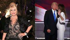 PRESIDENTIAL FEUD: MELANIA TRUMP CLAPS BACK AT DONALD'S EX WIFE IVANA TRUMP! More on celebsgo.com #ivanatrump #melaniatrump #trump #president #celebsgo #celebrity #famous #star #celebs #gossip #beef #clapback #news #fresh #drama #breakingnews #affair #TV #instafamous