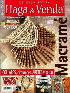 Макраме - ожерелья, пояса, серьги и сумки. Обсуждение на LiveInternet - Российский Сервис Онлайн-Дневников