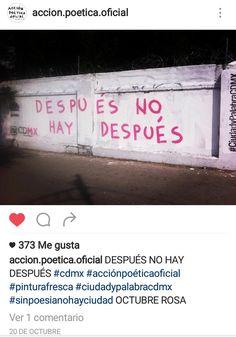 Acción Poética México.  «Después no hay después» (Lara Hum). @accionpoeticaoficial (Instagram).  @misaeldelmir (Tuiter).  #larahum #despuésnohaydespués #poesía #CanciónIrSinTi #IrSinTi #CanciónAño2003 #letrasdecanciones #zamba #folcloremelódico #LibroMilCanciones #acciónpoéticaoficial #acciónpoética  http://larahum.blogspot.com.ar/2013/07/ir-sin-ti-vertepartir-fue-morir-sin.html