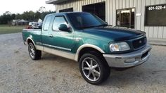 1998 Ford F150, 241,005 miles, $4,250.