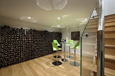 Enjoy a nice drop? Visit the Pacifica by Webb and Brown-Neaves to enjoy their underground wine cellar.