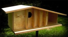 make-a-birdhouse-midcentury-modern - looks like it's got a link to the video