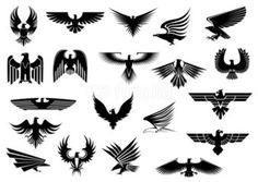 roman eagle graphic - Google Search