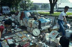 Flea markets in Japan | 日本のフリーマーケット TOKYO Area flea markets
