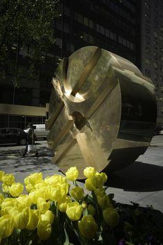 Round Gold Sculpture Opera House, Sculpture, Mood, Art, Art Background, Kunst, Sculptures, Performing Arts, Sculpting