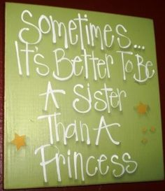 For both the girls' rooms!