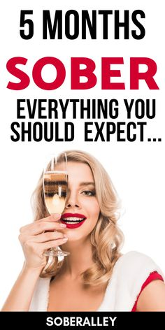 Alcohol addiction recovery isn't always easy. Here's a recap of what to expect at 5 month sober! Tips To Stop Drinking, Quit Drinking Alcohol, Quitting Alcohol, Alcohol Detox, Giving Up Alcohol, Alcohol Free, Getting Sober, Nicotine Addiction, Alcohol