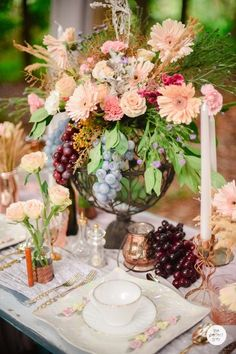 Tablescapes, Wedding Reception, Table Decorations, Home Decor, Marriage Reception, Decoration Home, Room Decor, Table Scapes, Wedding Receiving Line