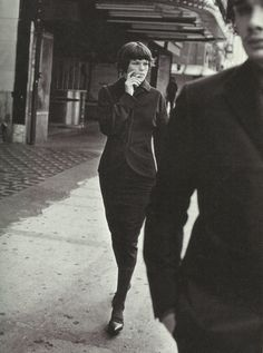 photographed by Peter Lindbergh for Vogue Italia 1998