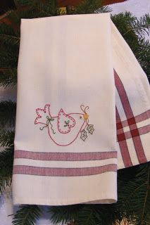FREEBIES FOR CRAFTERS: Embroidery