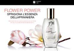 Scopri tutti i profumi della famiglia olfattiva Floreale. Fai sbocciare ogni giorno la tua femminilità!  #FMGroup #FMGroupItalia #classic #collection #woman #ForHer #flower #power #spring #primavera #parfum #profumi #fragranze