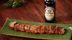 Easy Sticky Pork Fillet!  For a richer flavour, marinade this delicious pork recipe overnight.