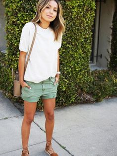 78ce56ee5f67 20 Style Tips On How To Wear Cargo Shorts This Summer