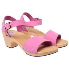 Irina clogs, pink
