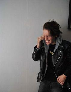 Erika Linder....Her OSSOM smile...