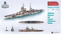 Michail Kutusow ist auf dem Weg zu World of Warships | World of Warships