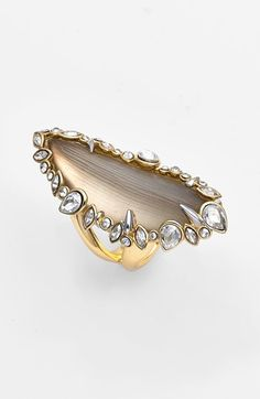 Alexis Bittar 'Lucite® - Jardin Mystère' Statement Ring available at #Nordstrom