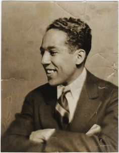 """Folks, I'm telling you, birthing is hard and dying is mean. So get yourself some loving in between."" — Langston Hughes"
