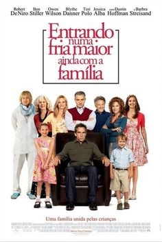 Assistir Entrando Numa Fria Maior Ainda com a Família online Dublado e Legendado no Cine HD