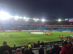 29. mars - Ullevål stadion
