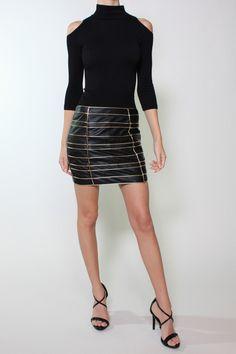 Rock and Rebel Skirt