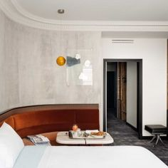 Les Bains Paris - Classic Room