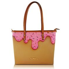 Tote Bag - PINKE CHERRY by VIDA VIDA