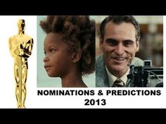Oscars Nominations 2013 by Beyond the Trailer