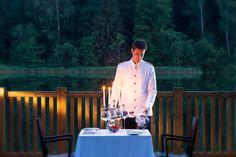 Fine Dining @ Esperanza Resort | Trakai | Lithuania    © photography c. drazos