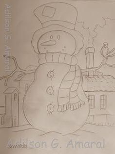 Arte * Vida: Cidade do Boneco de Neve