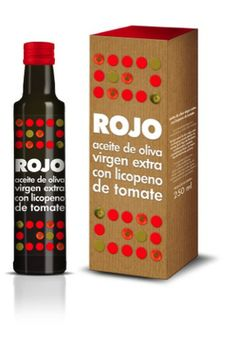 #aceite #rojo #packaging #butterflycomunicacio #licopeno #salud Packaging, Red, Health, Wrapping