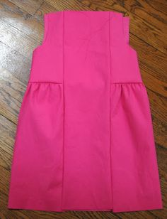 craftiness is not optional:cute dress tutorial, want to add piping to seams instead of embroidery