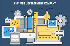 In PHP web development, experts offer customization, integration, 3rd party solutions, maintenance & optimization