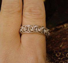 Viperbasket ring
