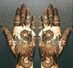 Mehndi henna designs are always searchable by Pakistani women and girls. Women, girls and also kids apply henna on their hands, feet and also on neck to look more gorgeous and traditional. Rose Mehndi Designs, Modern Mehndi Designs, Mehndi Design Pictures, Bridal Henna Designs, Mehndi Designs For Girls, Henna Designs Easy, Dulhan Mehndi Designs, Beautiful Mehndi Design, Latest Mehndi Designs