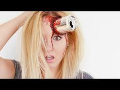Dose im Kopf | Halloween Make Up | ViktoriaSarina