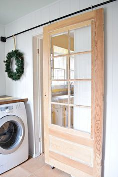13 Laundry Room Makeovers That Will Actually Amaze You via Brit   Co