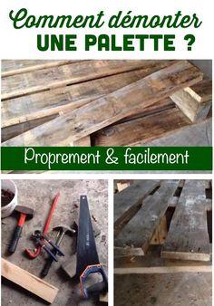 Outdoor Pallet 540713498994602277 - Comment démonter une palette proprement Source by
